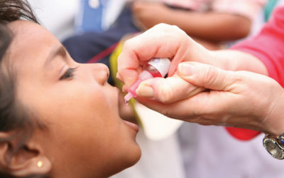 One Step Closer to Ending Polio